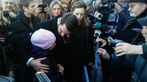 "Prinţul Nicolae, acum, mesaj către români: ""Nu mă las bătut!"""