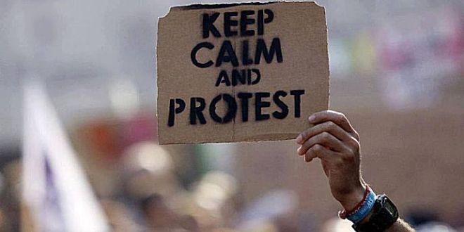proteste masive