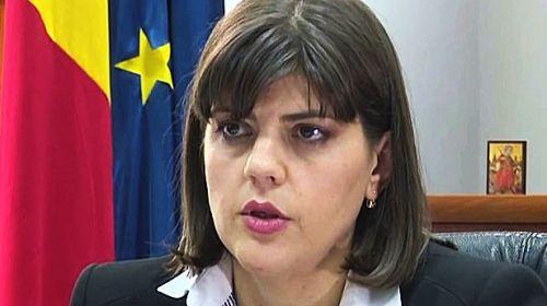 Laura Codruţa Kovesi este ca şi procuror-şef european