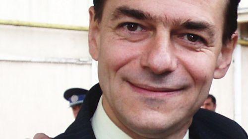 Ludovic Orban. Procurorii DNA cer un an de închisoare cu executare