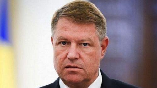 Klaus Iohannis: Suntem în plin război cu PSD şi-l vom câştiga