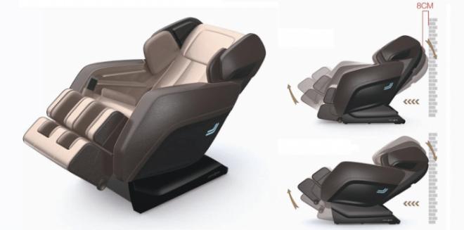 scaun de masaj