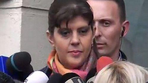 Kovesi nu e dorită procuror-şef european de numai trei state
