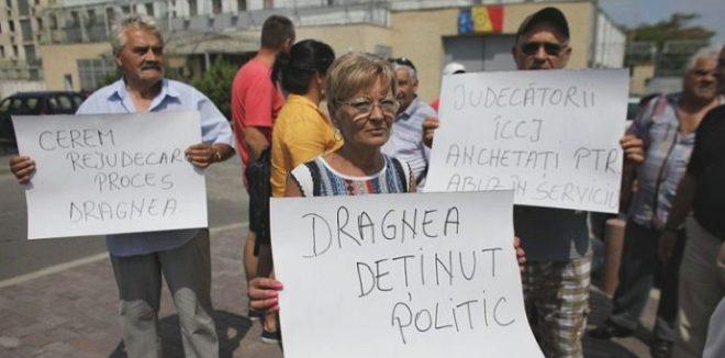 protest pro-dragnea