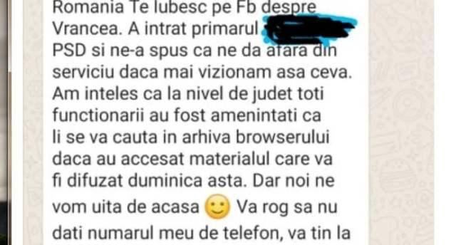 """PSD interzice în primăriile din Vrancea emisiunea """"Judeţe fără stăpân"""" (Pro TV)"""