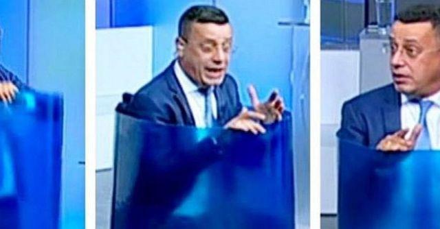Victor Ciutacu s-a băgat în butoiul lui Gheorghe Dincă
