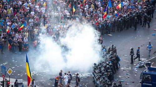 Dosarul 10 August. Iohannis: Adevărații vinovați să fie trași la răspundere! VIDEO