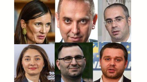 Alianţa pentru Bucureşti. Toate profilurile candidaţilorDreptei