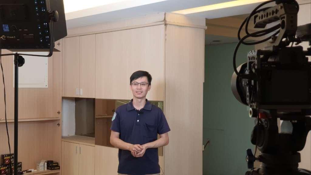 星澤國際-台灣好品牌 電視節目-專訪「賽博斯」精彩側拍花絮