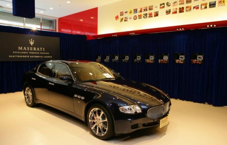 Maserati 新車發表會