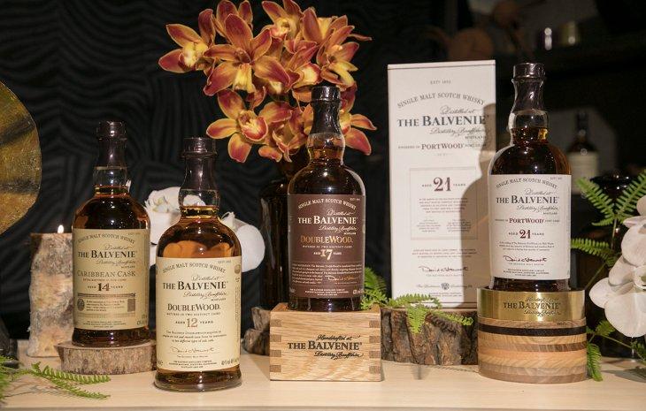The Balvenie 百富首席調酒師典藏系列珍稀原酒第三章 DCS3 上市餐敘