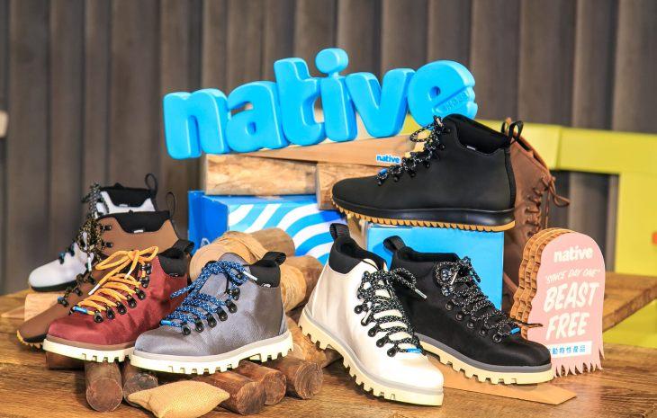 native 2017 春夏新款上市發表會