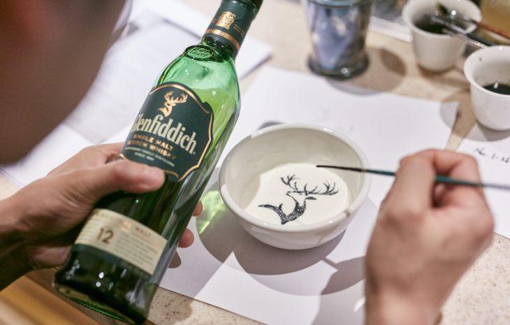 Glenfiddich 格蘭菲迪 調酒師跨界合作挑戰賽