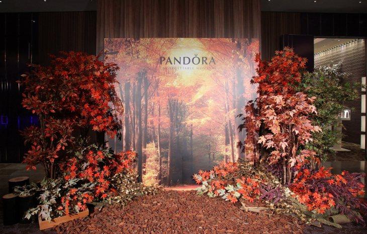 PANDORA 2014 秋季新品發表會
