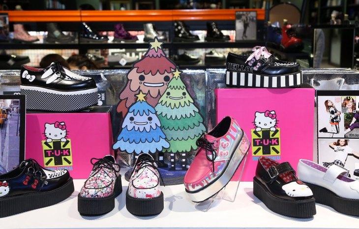 T.U.K Shoe Me ROCK 信義新光盛大開幕