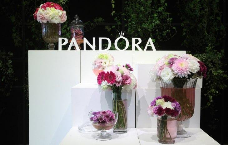 PANDORA 2014 瑰麗春季新品發表會
