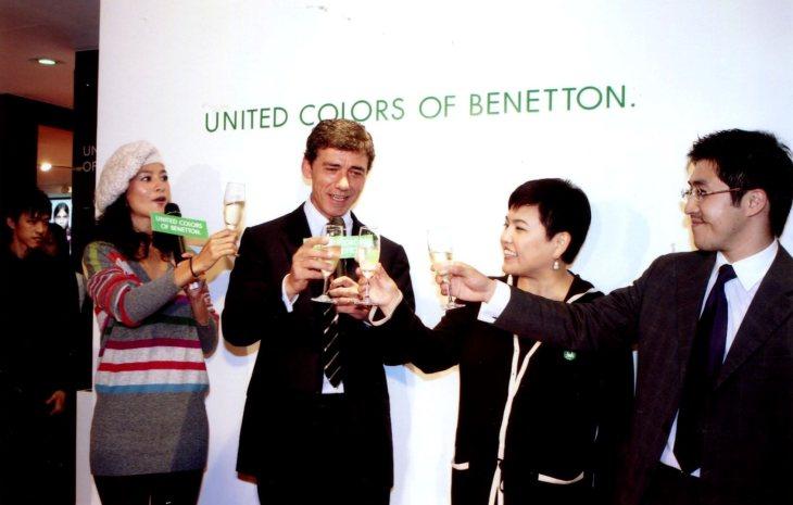 UNITED COLORS OF BENETTON  忠孝旗艦店開幕暨 Fashion Show