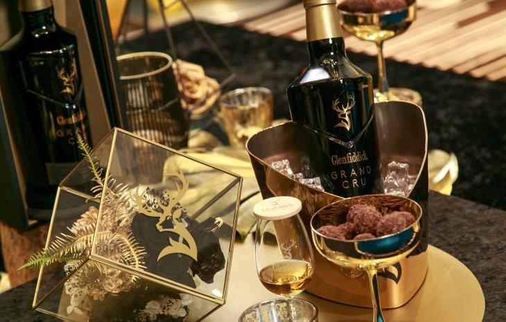 Glenfiddich 格蘭菲迪 Grand Cru 23年頂級法國葡萄酒桶單一麥芽威士忌新品發表派對