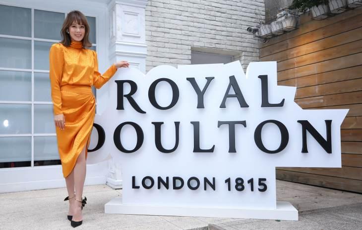 Royal Doulton 品牌上市記者會