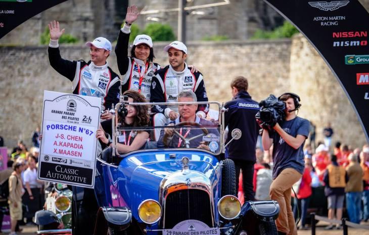 FIST Team AAI勇奪年度車隊與車手冠軍 2017 / 2018亞洲利曼再度奪冠
