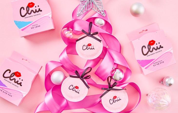 CHU閨密一起過粉紅聖誕! 聖誕交換禮物「戀愛香氛」人氣首選