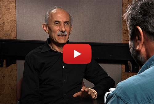 Jack Kornfield interviewed about StarFish Video Project by George Rosenfeld