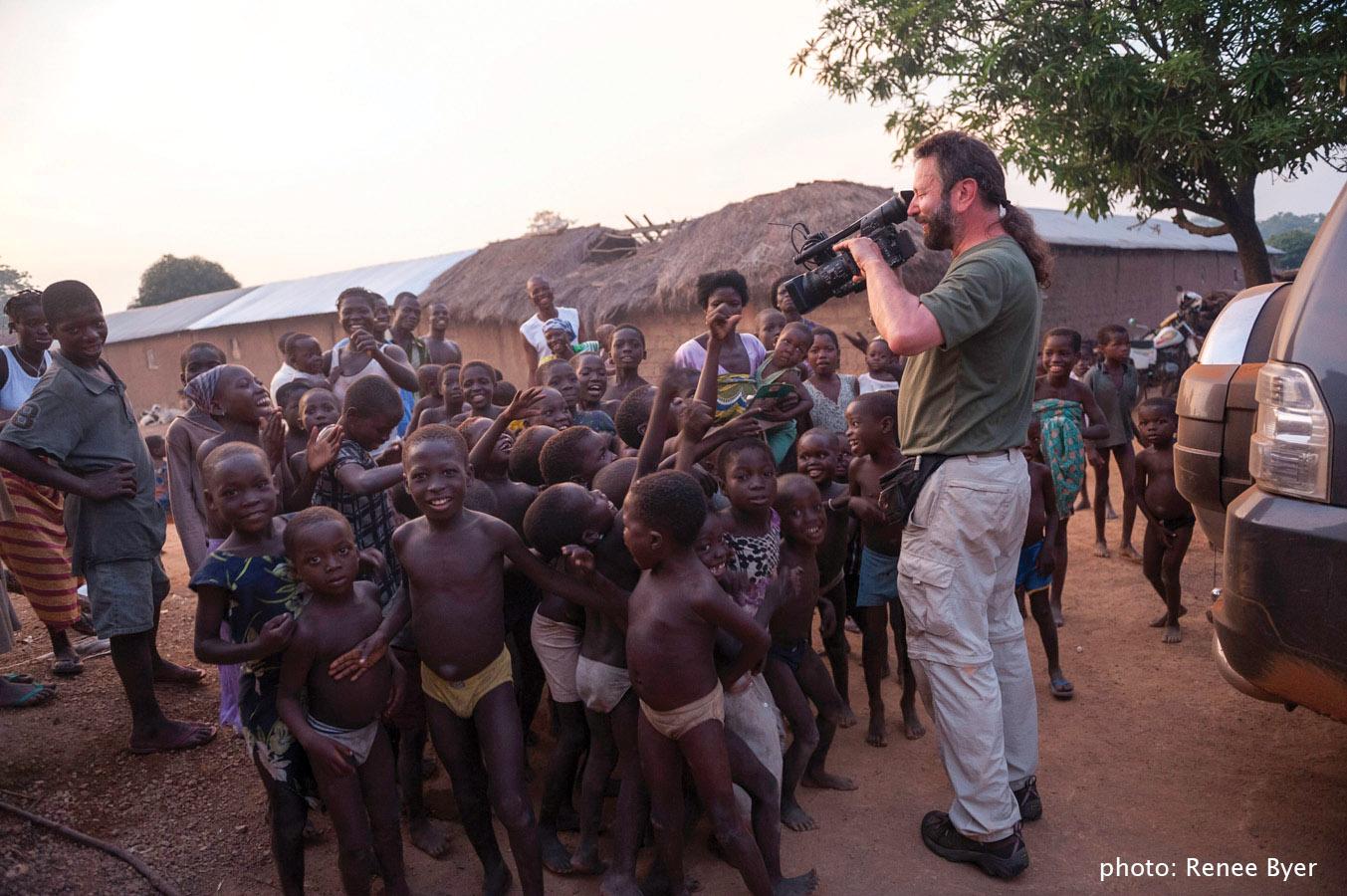 George Rosenfeld Upper Volta, Ghana 2010 Renée Byer