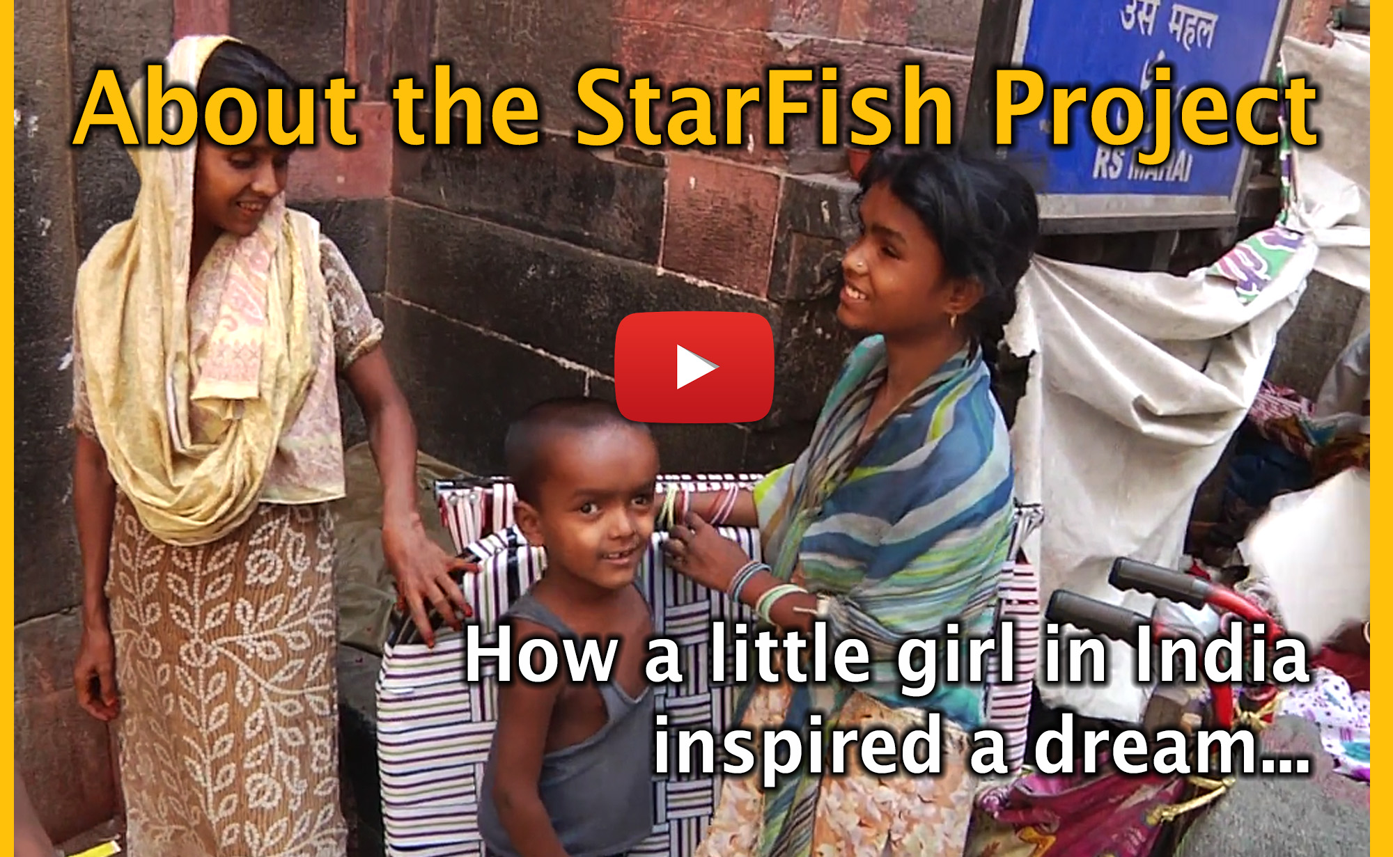 About the StarFish Video Project