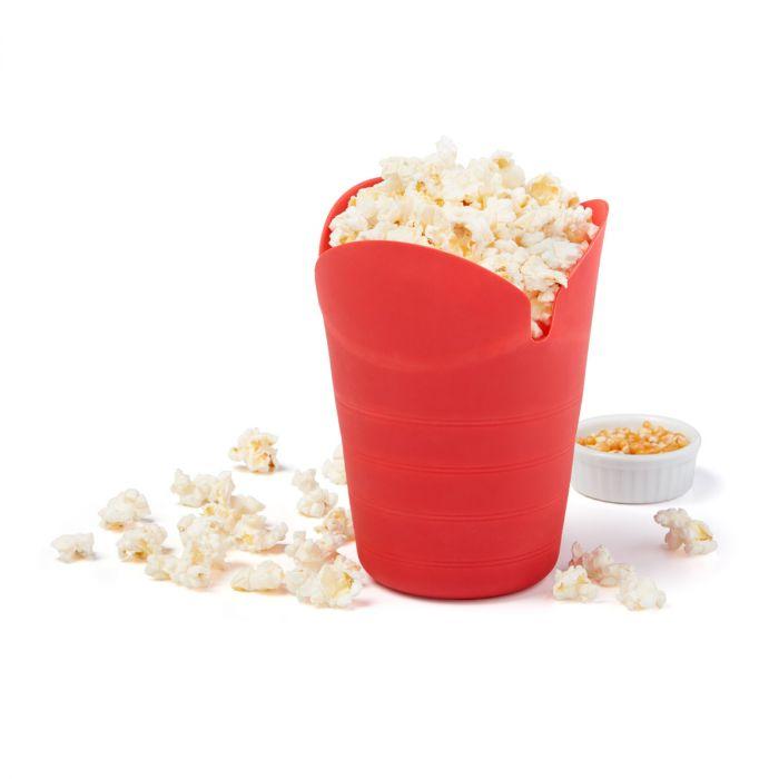gourmet microwave popcorn maker