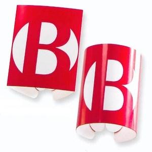 Serviettenring mit Logo bedrucken