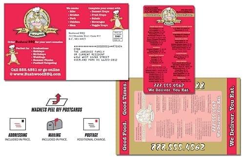 Delivery Magnet Mailer 28223505