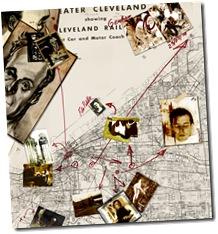 Torso Murders Map