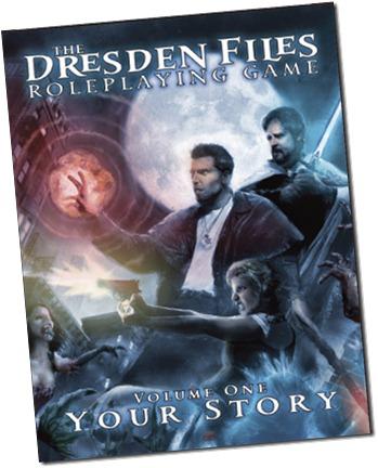 Dresden Files RPG