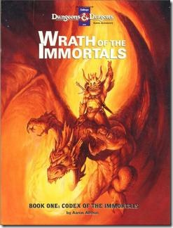 Wrath of the Immortals