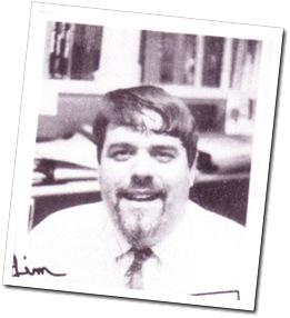 Jim Ward in 1992