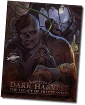 Dark Harvest cover