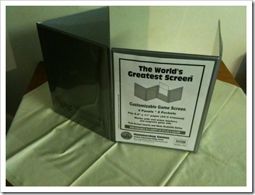 The World's Greatest Screen (Portrait variant, silver)