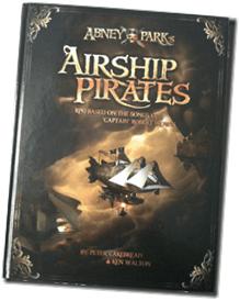 Airship Pirates cover
