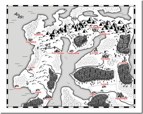 Vaeringar Lands