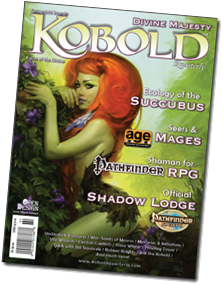Kobold Quarterly #21
