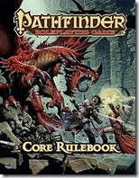 Pathfinder Core Rulebook Cover