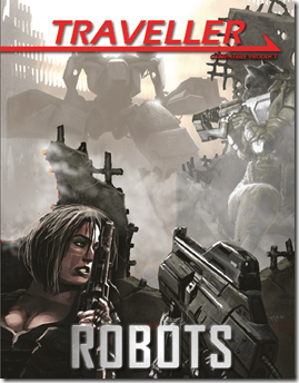 Traveller Robots cover