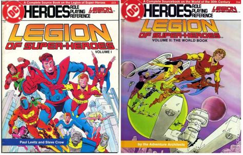 Legion Sourcebooks 1
