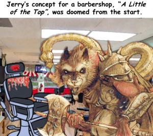 Jerry's Barberhop