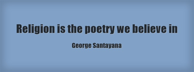 Religion-is-the-poetry
