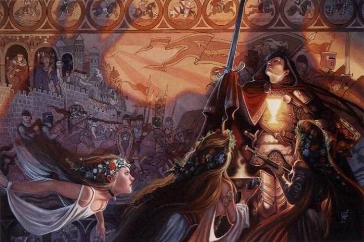 Grail Quest by William O'Connor