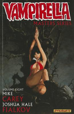 Because I just can't resist any opportunity for a Vampirella pic!