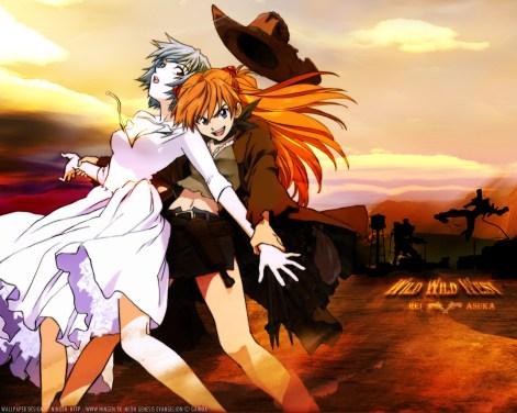 Asuka the Cowgirl