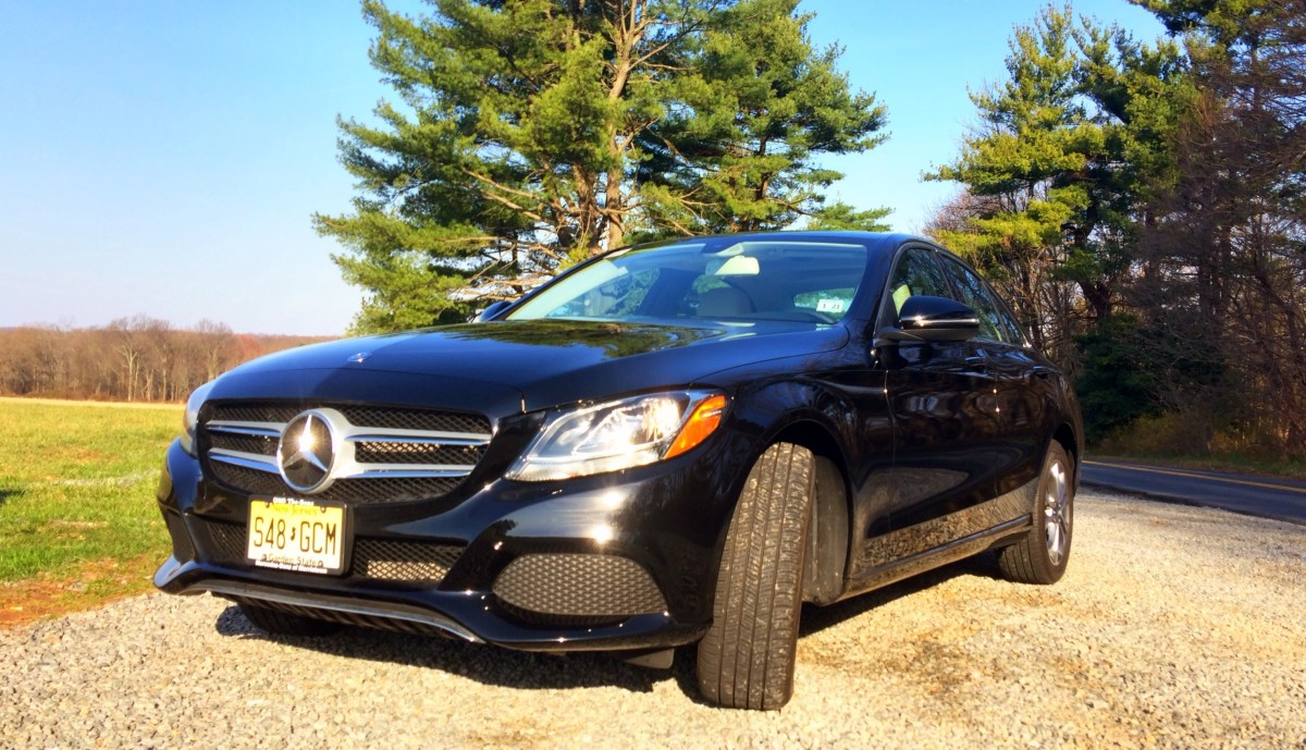 Behind the Wheel: 2016 Mercedes-Benz C300
