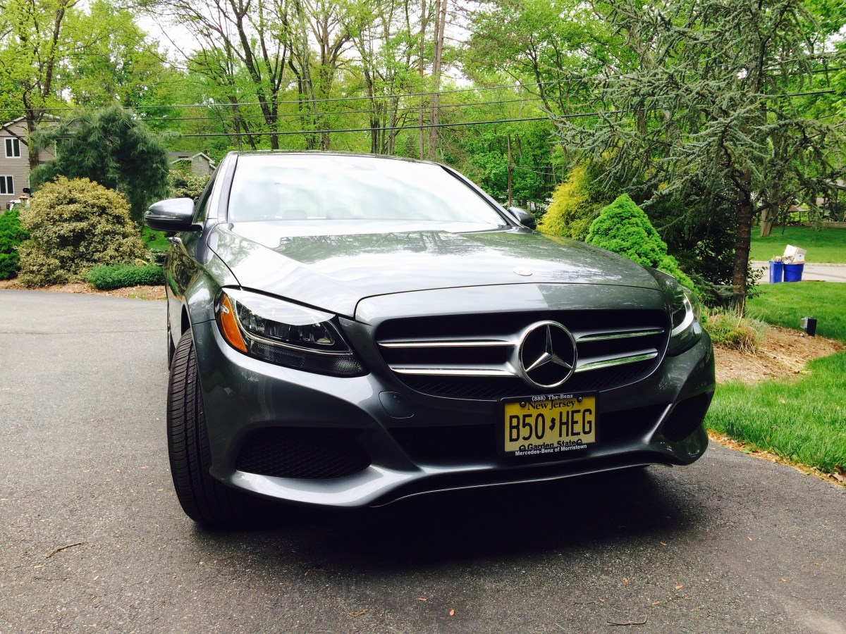 Behind the Wheel: 2017 Mercedes-Benz C300